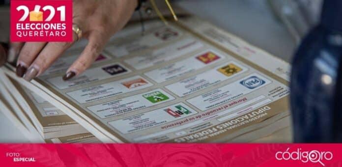 El IEEQ dio a conocer que se registraron 35 incidencias a lo largo de la jornada electoral. Foto: Obture Press
