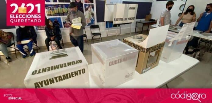 Más de 97% de las casillas electorales ya han sido instaladas en el estado de Querétaro. Foto: Obture Press