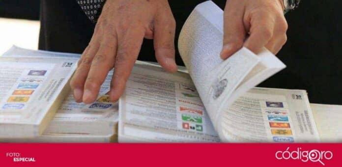 El INE ya ha entregado casi 97% de los paquetes electorales. Foto: Especial