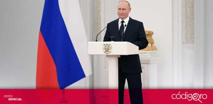 Los líderes de la Unión Europea rechazaron la posibilidad de una cumbre con el presidente de Rusia, Vladímir Putin. Foto: Especial