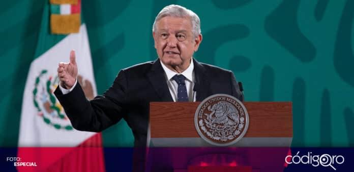 El presidente de México, Andrés Manuel López Obrador, se reunirá con el gobernador electo del estado de Querétaro, Mauricio Kuri González. Foto: Especial