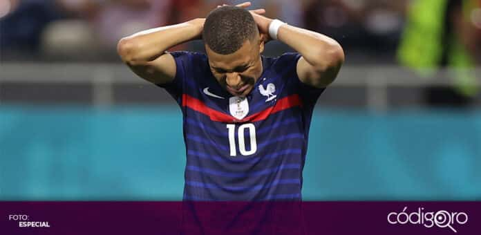 La Selección Nacional de Francia quedó eliminada sorpresivamente por Suiza en los octavos de final de Eurocopa. Foto: Especial
