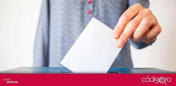 Estas serán las medidas sanitarias durante la jornada electoral del domingo 6 de junio. Foto: Especial