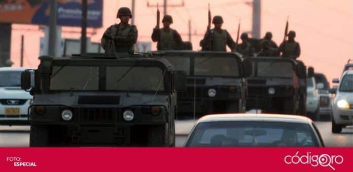 Durante los últimos 2 años, México incrementó 20% su gasto en las Fuerzas Armadas. Foto: Especial