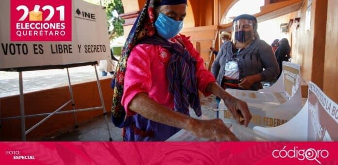 Morena lleva la delantera en 10 de las 15 gubernaturas en disputa. Foto: Especial