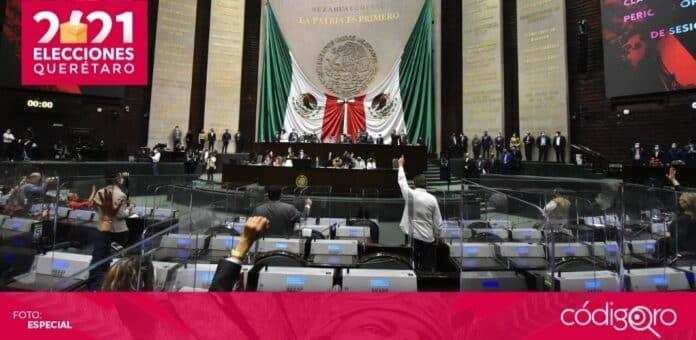 Morena y sus aliados conservarían la mayoría en la Cámara de Diputados del Congreso de la Unión. Foto: Especial