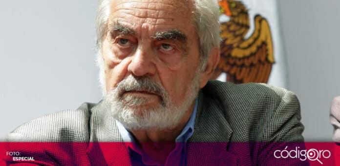 Murió Raymundo Artís Espriú, quien era titular de CFE Telecomunicaciones e Internet para Todos. Foto: Especial