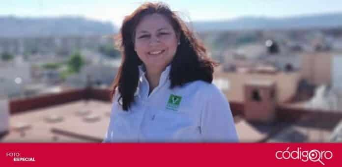 La candidata del Partido Verde a diputada local por el Distrito 5, Elodia Cárdenas Gómez, murió en la colonia San Francisquito. Foto: Especial