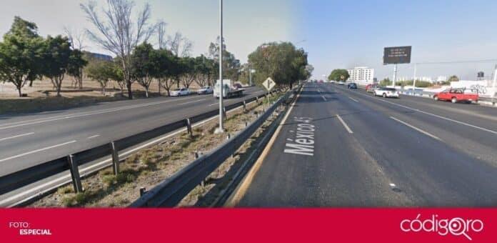 Pedirán a la SCT la municipalización de la carretera federal México-Querétaro. Foto: Especial