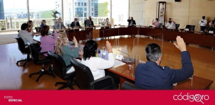 El Ayuntamiento del Municipio de Querétaro aprobó el