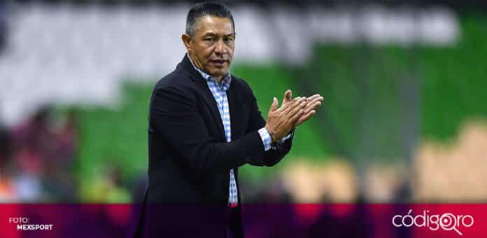 El entrenador mexicano