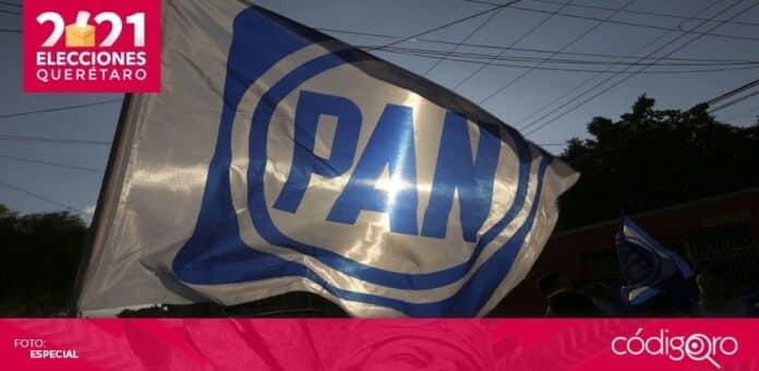 El PAN logró el triunfo en 12 municipios y en los 15 distritos electorales locales del estado de Querétaro. Foto: Especial