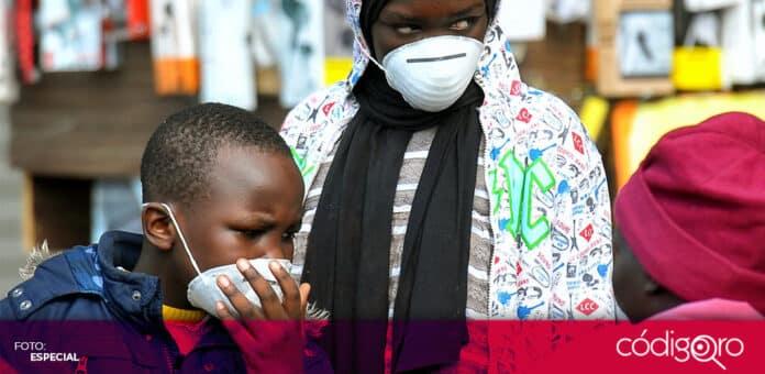 Los países de África han comenzado a sufrir un repunte de los casos nuevos de COVID-19. Foto: Especial