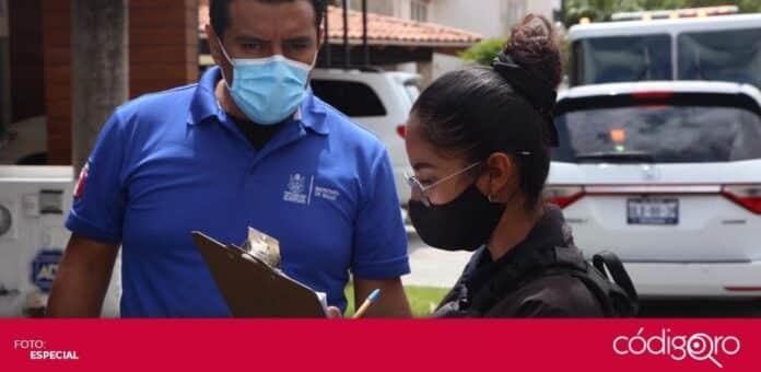El estado de Querétaro acumula 68 mil 815 casos acumulados y 4 mil 804 muertes por COVID-19. Foto: Especial