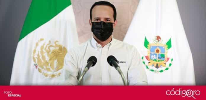 El vocero organizacional, Rafael López González, advirtió sobre riesgo de aumento de contagios de COVID-19 en 5 municipios. Foto: Especial