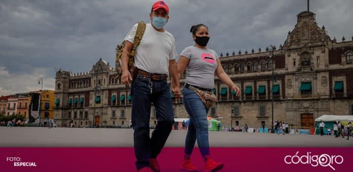 La Ciudad de México volvió al semáforo amarillo de riesgo epidemiológico por COVID-19. Foto: Especial