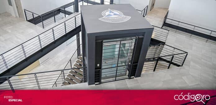 La CEI construyó el nuevo edificio de la Coordinación del Servicio Profesional de Carrera Penitenciaria. Foto: Especial