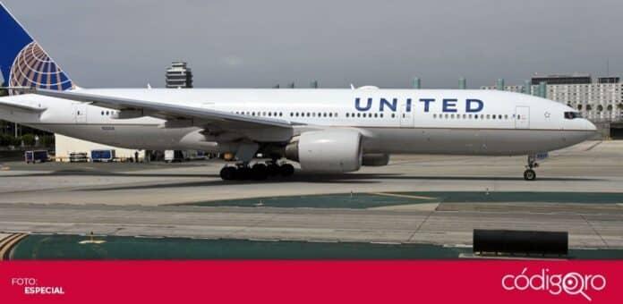 United Airlines ordenó la fabricación de 15 aviones supersónicos. Foto: Especial