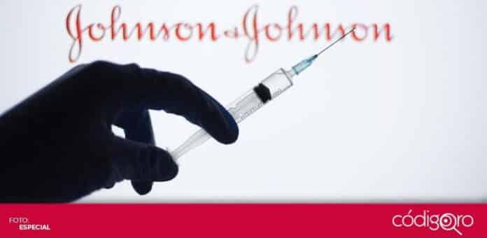 El Gobierno de Estados Unidos donó un millón de vacunas de Johnson & Johnson contra COVID-19 a México. Foto: Especial