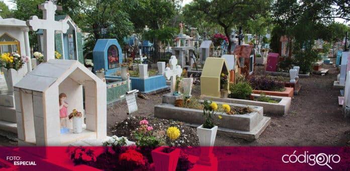 Un total de 186 personas fallecidas por COVID-19 han sido sepultadas en panteones municipales. Foto: Especial