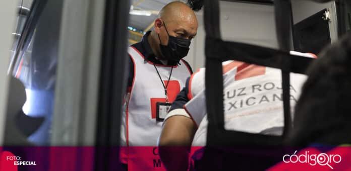 El estado de Querétaro registra 750 casos activos y 85 pacientes hospitalizados por COVID-19. Foto: Especial