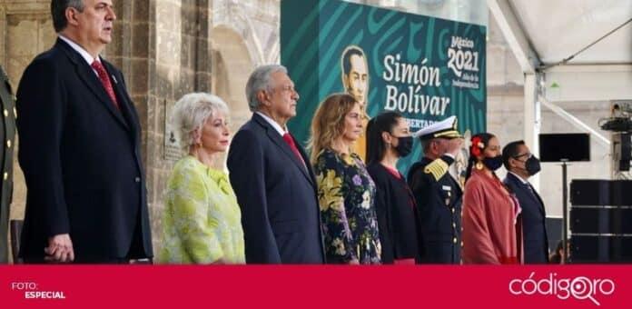 López Obrador encabezó la reunión de cancilleres de la CELAC. Foto: Especial