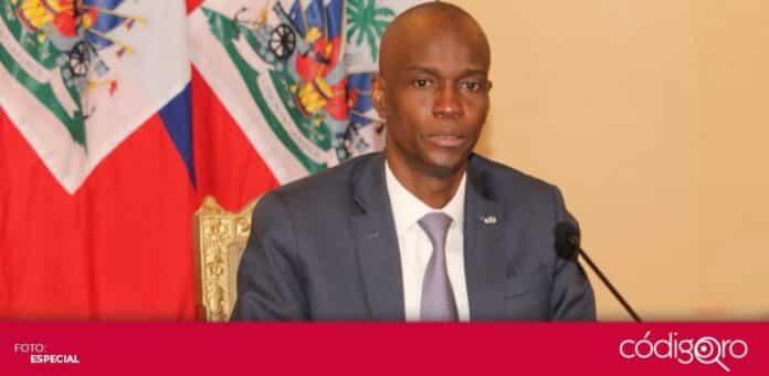 El presidente de Haití, Jovenel Moïse, fue asesinado por un grupo de hombres armados. Foto: Especial