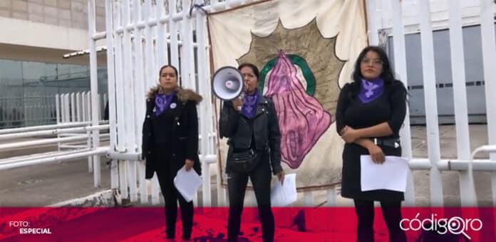 Un total de 8 mujeres enfrentan procesos penales por daños ocasionados durante la marcha del Día Internacional de la Mujer. Foto: Especial