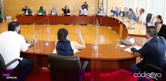 El Ayuntamiento del municipio de Querétaro se pronunció a favor de la revocación de mandato. Foto: Especial