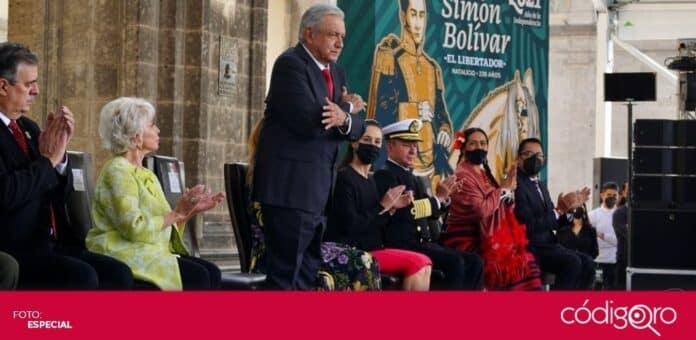 López Obrador sostuvo que las clases presenciales se reanudarán