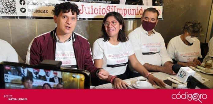 La consulta popular sobe el juicio a los expresidentes de México se llevará a cabo el domingo 1 de agosto. Foto: Katia Lemus