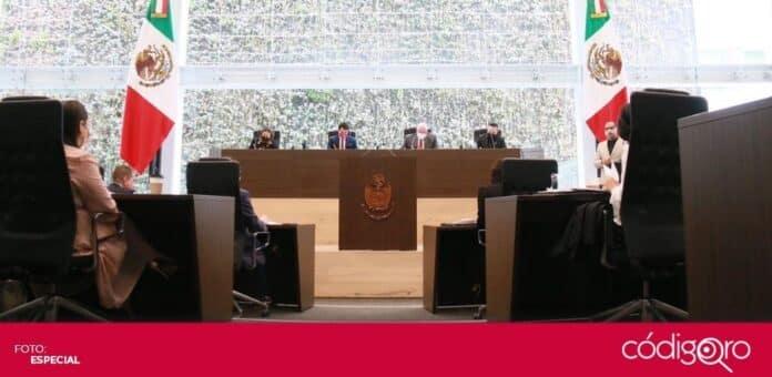 Los diputados locales de Querétaro solamente recibirán un finiquito al terminar su periodo legislativo. Foto: Especial