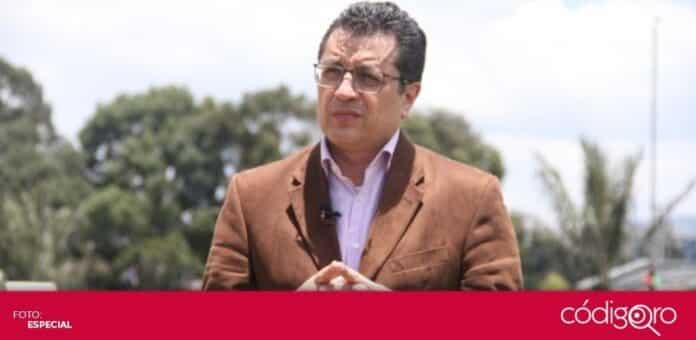 El periodista mexicano Daniel Lizárraga fue expulsado de El Salvador por el Gobierno del presidente Nayib Bukele. Foto: Especial