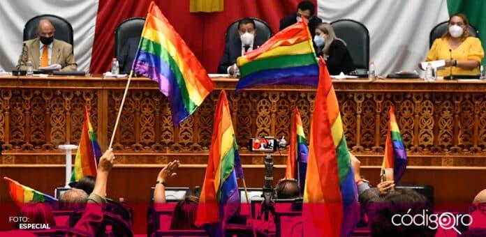 El Congreso del Estado de México reconoció el derecho a la identidad de género. Foto: Especial
