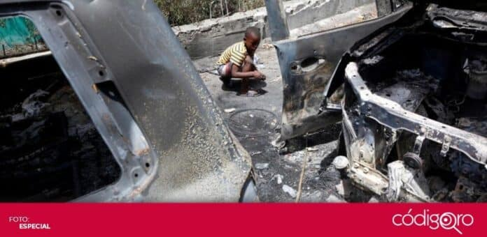 Autoridades interinas de Haití solicitaron el apoyo de tropas de Estados Unidos y la ONU. Foto: Especial