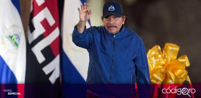 Juan Carlos Ortega Murillo, hijo del presidente de Nicaragua, llamó cobarde a López Obrador. Foto: Especial