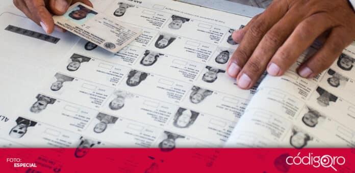 El INE está investigando el presunto robo de datos del Padrón Electoral. Foto: Especial