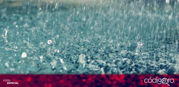 Pronostican lluvias de moderadas a fuertes en el estado de Querétaro. Foto: Especial