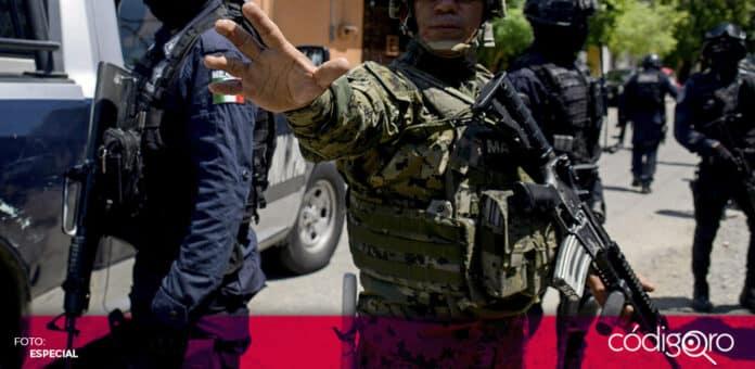Elementos de la Secretaría de Marina fueron acusados penalmente por desaparición forzada en Nuevo Laredo, Tamaulipas. Foto: Especial