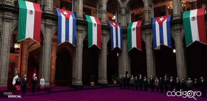 El Gobierno de México enviará barcos con ayuda humanitaria a Cuba. Foto: Especial
