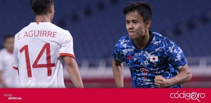 México no pudo con la velocidad y la contundencia de los japoneses. Foto: Mexsport