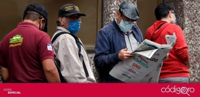 México ha entrado de lleno en la tercera oleada de la pandemia de COVID-19. Foto: Especial