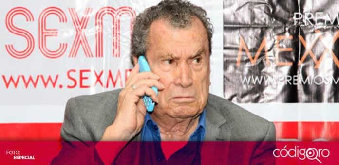 El actor mexicano Alfonso Zayas Inclán murió a los 80 años de edad en la Ciudad de México. Foto: Especial