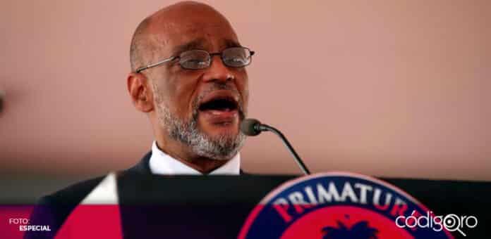 Ariel Henry es el nuevo primer ministro de Haití, tras el asesinato del presidente Jovenel Moïse. Foto: Especial