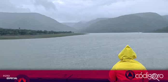 Cuatro presas del estado de Querétaro ya se encuentran al 100% de su capacidad. Foto: Especial