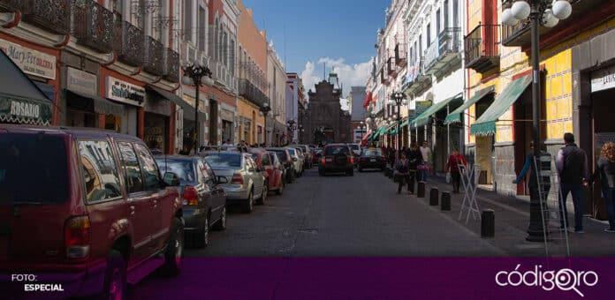 El Gobierno del Estado de Puebla volverá a reducir los aforos en comercios. Foto: Especial