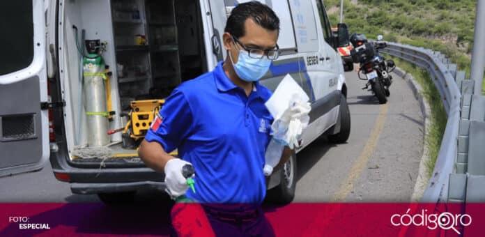 El estado de Querétaro acumula 70 mil 519 casos y 4 mil 829 muertes por COVID-19. Foto: Especial