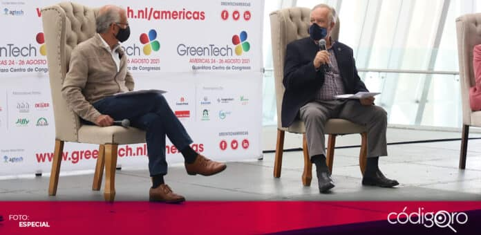El Querétaro Centro de Congresos será sede el evento internacional GreenTech Americas 2021. Foto: Especial