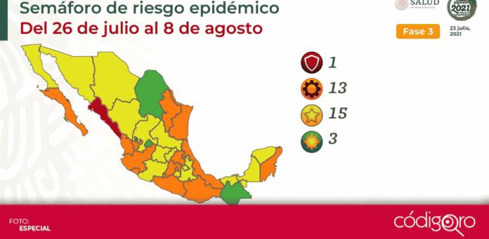 El estado de Querétaro se mantendrá en semáforo amarillo durante las siguientes 2 semanas. Foto: Especial