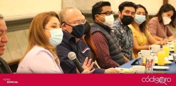 El secretario de Turismo del estado de Querétaro, Hugo Burgos García, advirtió sobre los riesgos de un nuevo cierre de actividades económicas. Foto: Especial